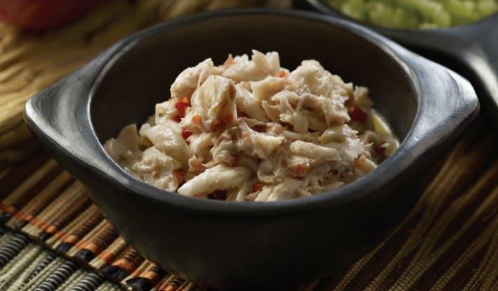 Receta Minced Fish o salpicón de pescado