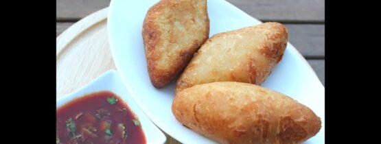 receta de Carimañolas